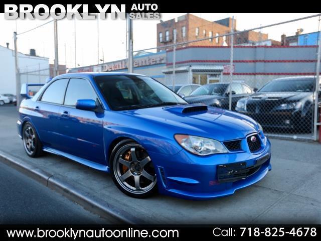 2006 Subaru Impreza WRX STI ONLY 48K MILES WORLD RALLY BLUE
