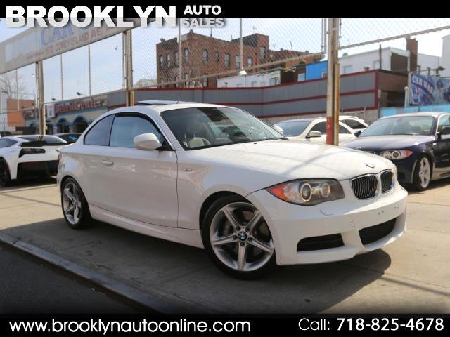 2011 BMW 1-Series 135i Coupe 6 Speed Manual