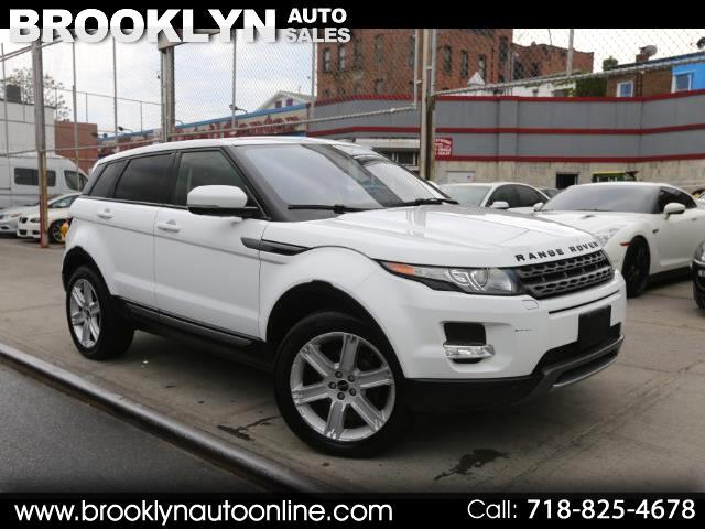 2012 Land Rover Range Rover Evoque Pure Premium 5-Door
