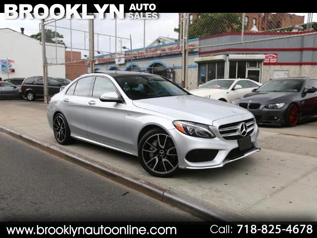 2015 Mercedes-Benz C-Class C300 4MATIC AMG PACKAGE P31 28K MILES