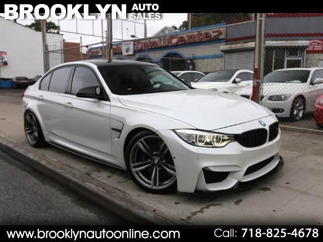 2015 BMW M3 F80 M3