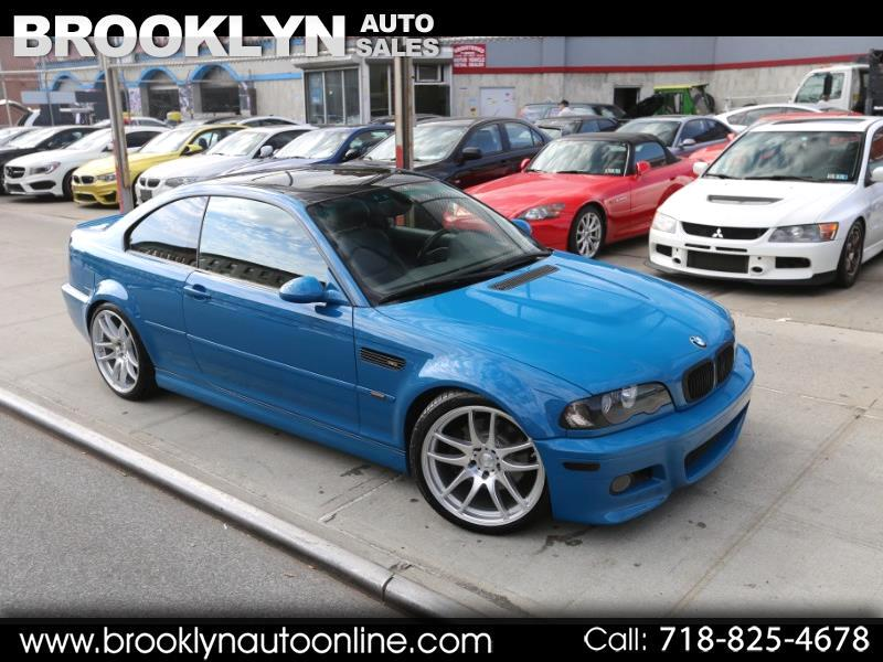 2003 BMW M3 Coupe 6 Speed Manual