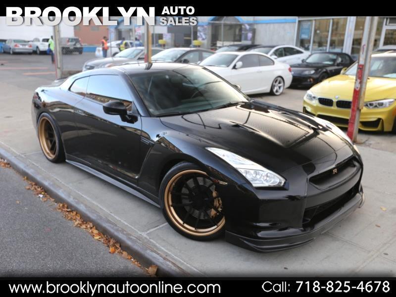 2010 Nissan GT-R Premium FBO