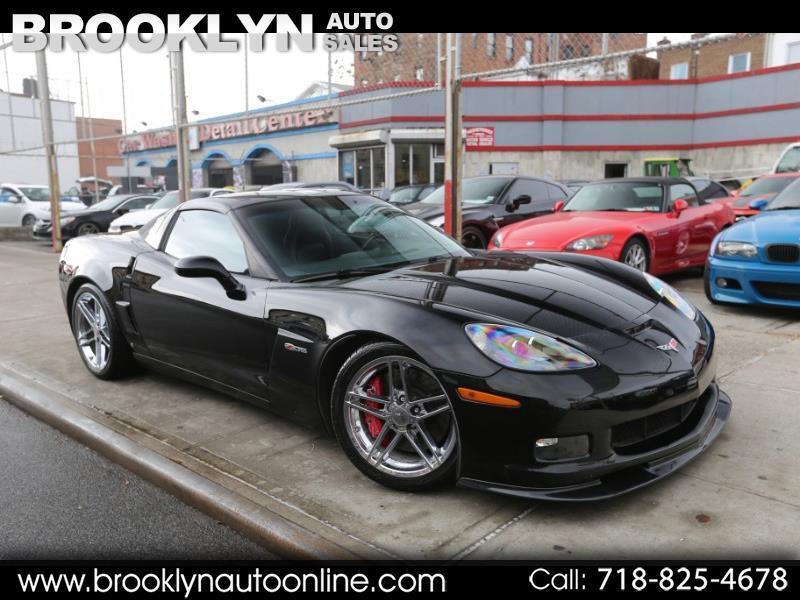 2007 Chevrolet Corvette Z06 Black on Black