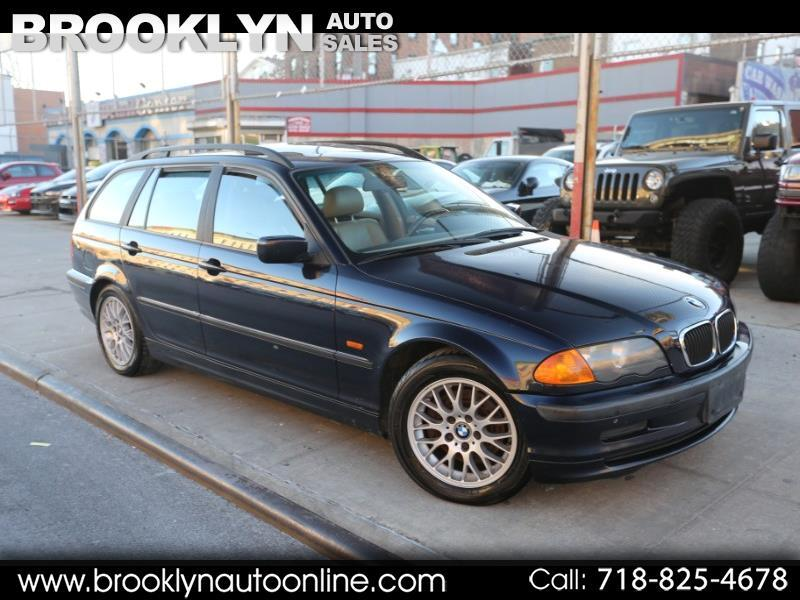 2000 BMW 3-Series Sport Wagon 323i Wagon 5 Speed Manual