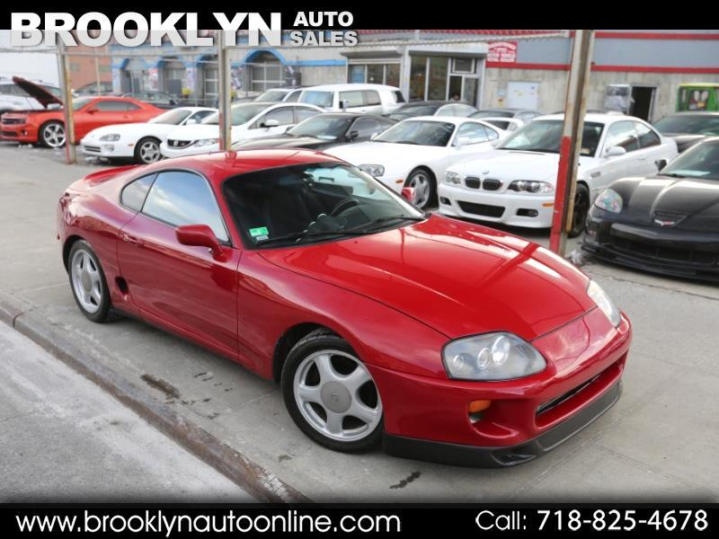 1995 Toyota Supra NA-T TURBO HARDTOP MANUAL TRANSMISSION