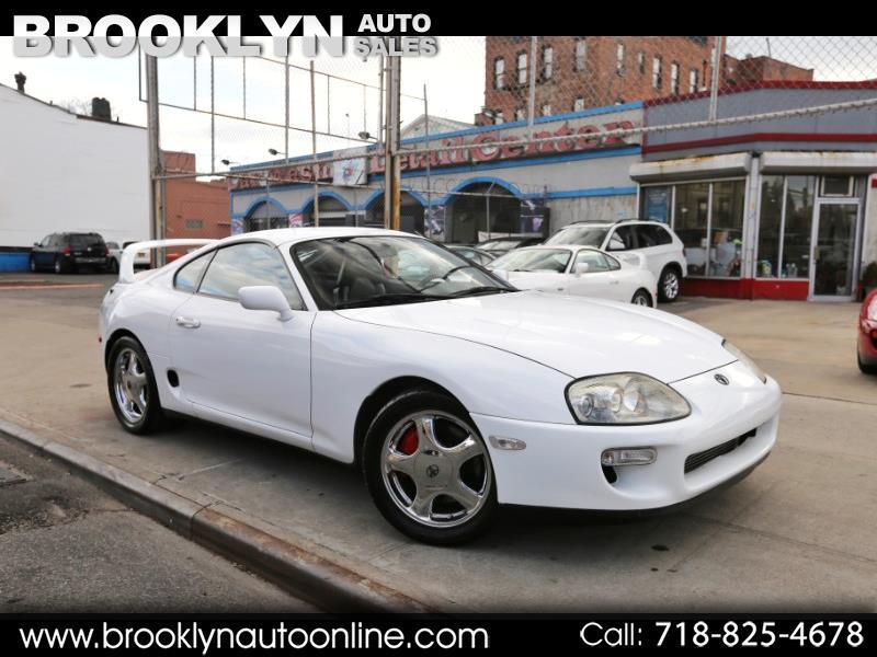 1994 Toyota Supra Turbo Sport Roof Twin Turbo 6 Speed Manual