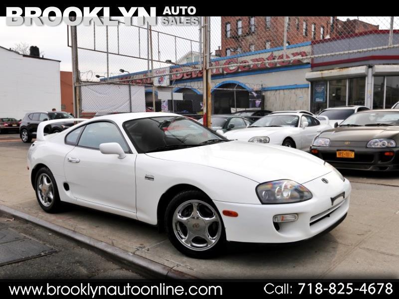 1997 Toyota Supra Limited Edition 15th Anniversary Hardtop