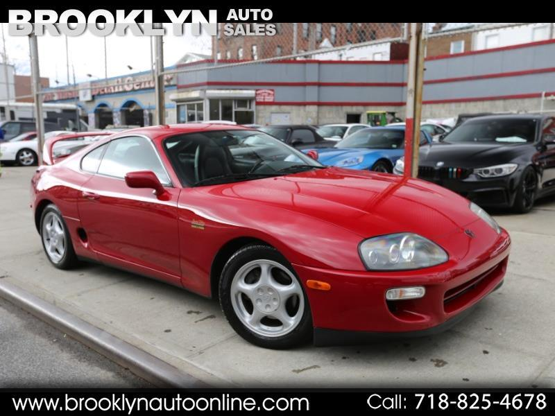 1997 Toyota Supra Limited Edition 15th Anniversary Manual Transmissi
