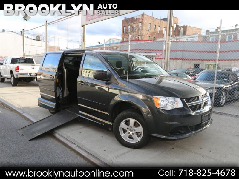 2012 Dodge Grand Caravan SXT VMI HANDICAP ACCESSIBLE VAN