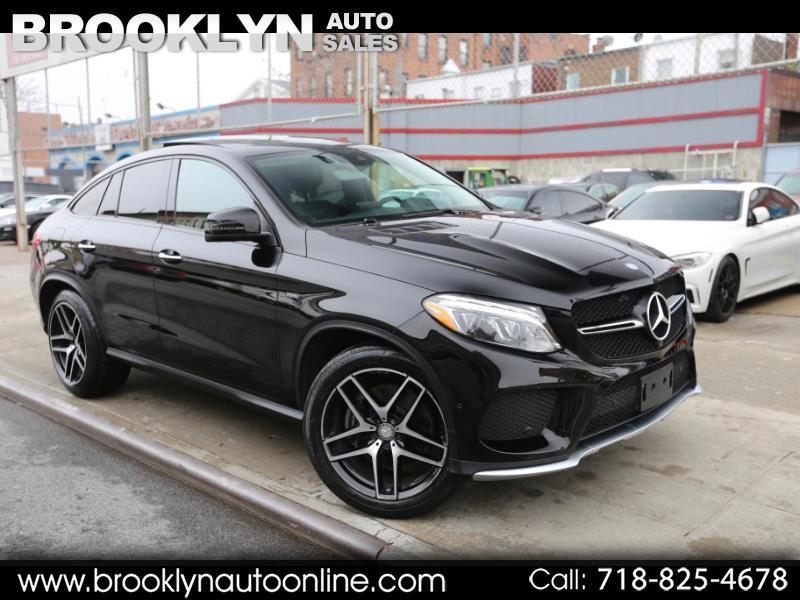 2016 Mercedes-Benz GLE Class GLE450 4MATIC AMG PACKAGE