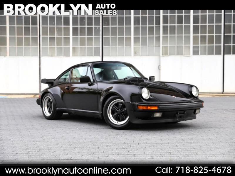 1986 Porsche 911 Turbo 930 Turbo
