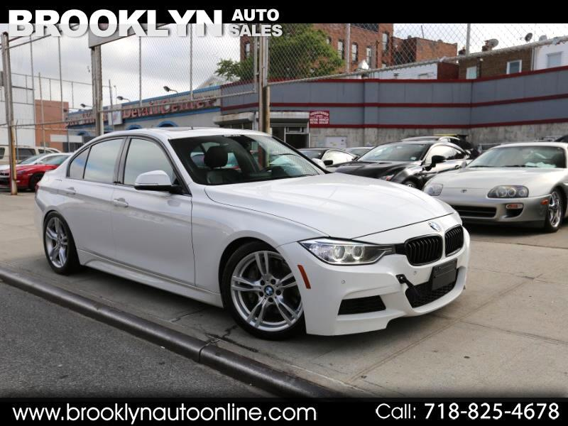 2014 BMW 3-Series 335i Sedan M Sport