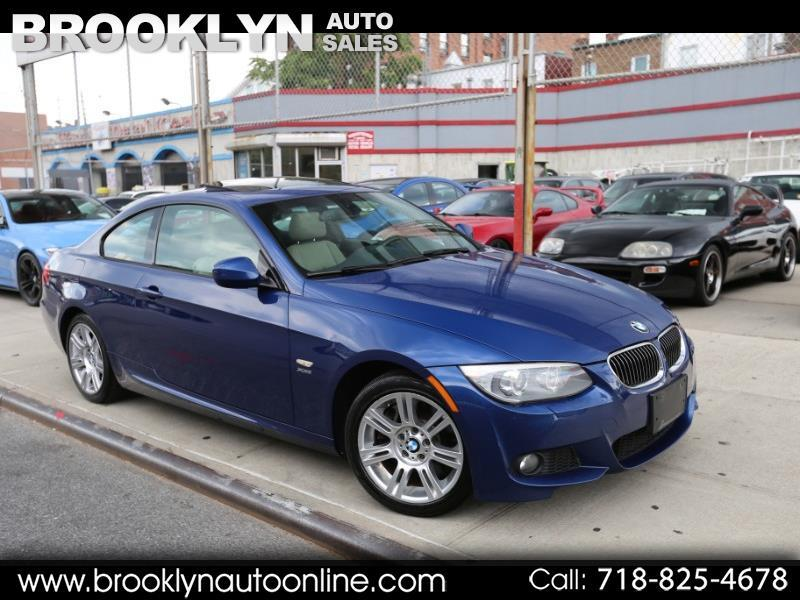 BMW 3-Series 335i xDrive Coupe 2011