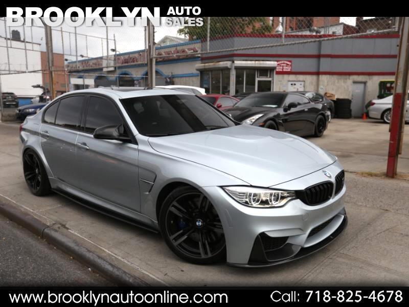 BMW M3 Base 2016