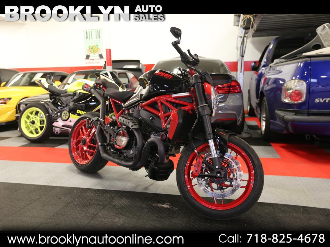 Ducati Monster 1200 S  2016