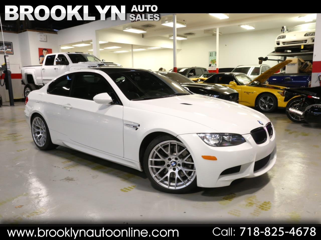 BMW M3 Coupe 2013