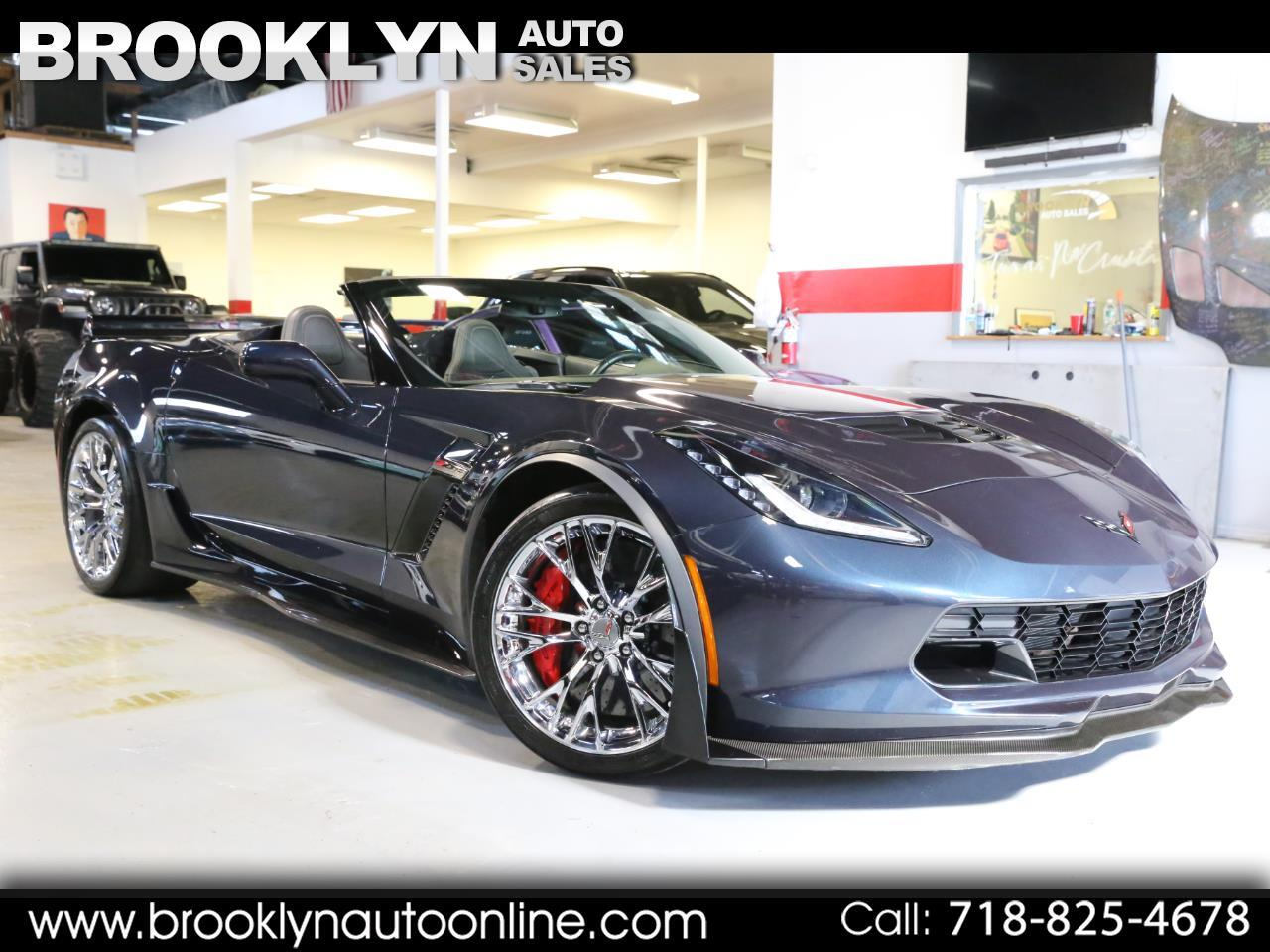 Chevrolet Corvette 2LZ Z06 Convertible 2015