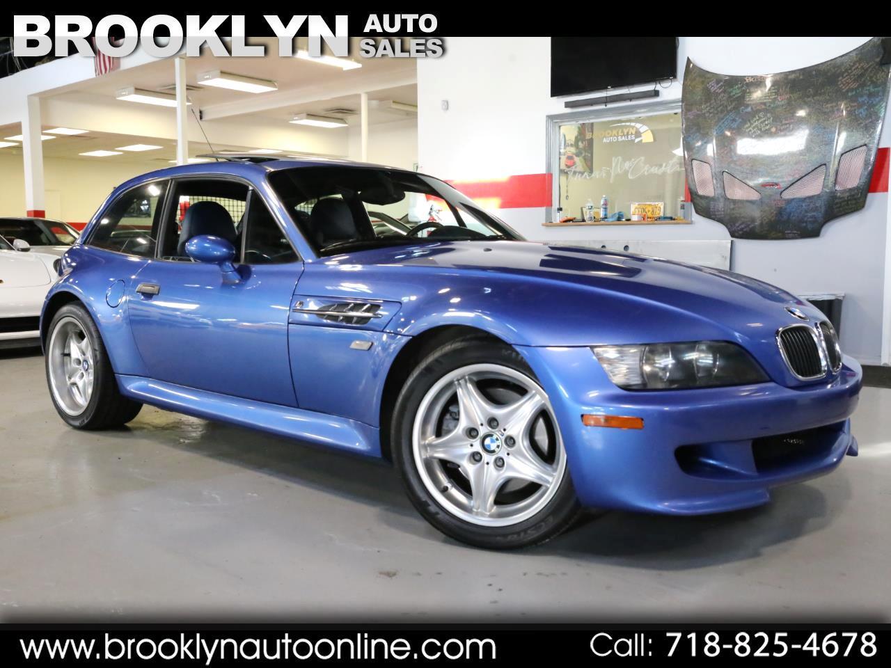 BMW M Coupe Base 2000
