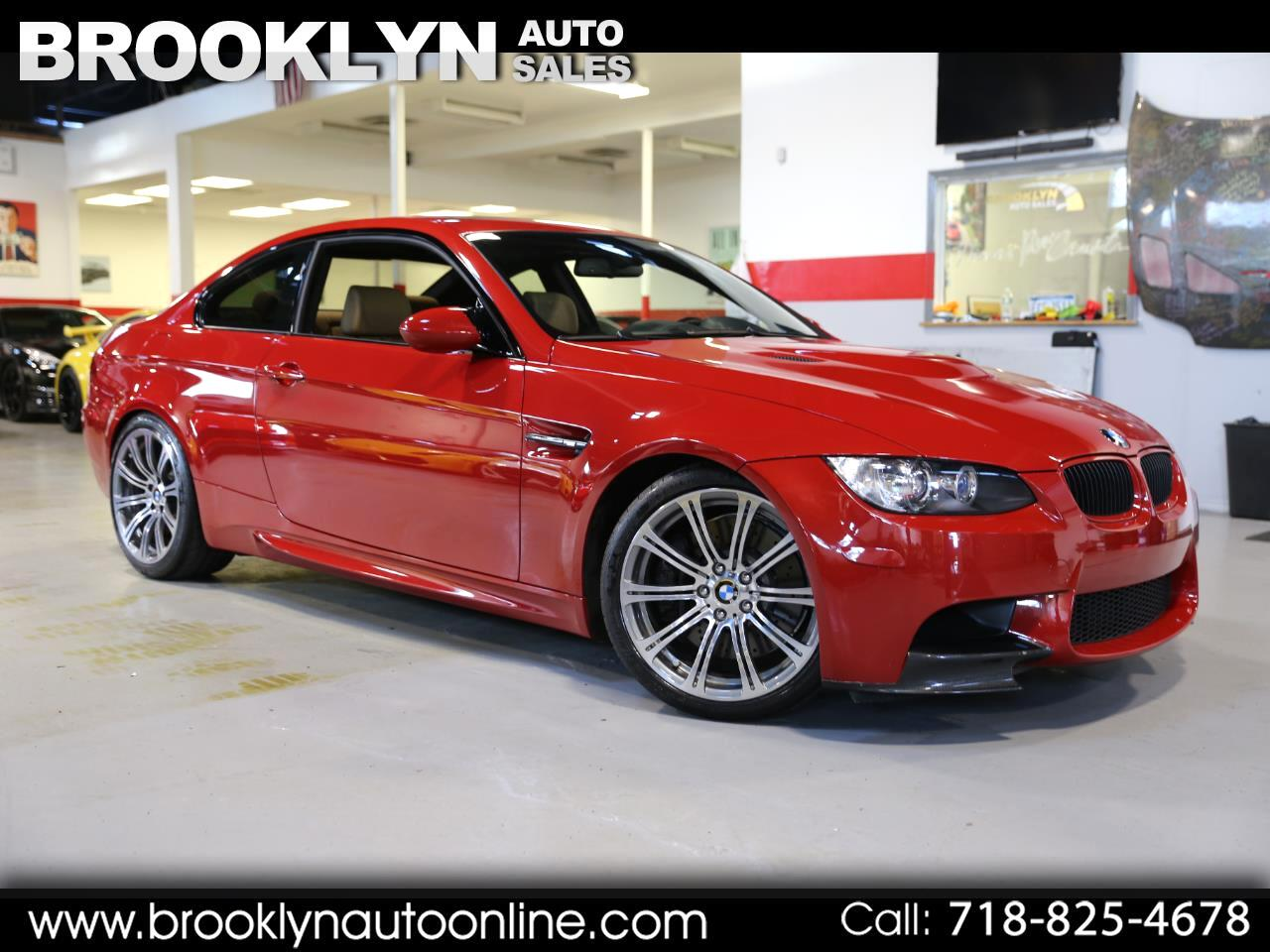 BMW M3 Coupe 2008