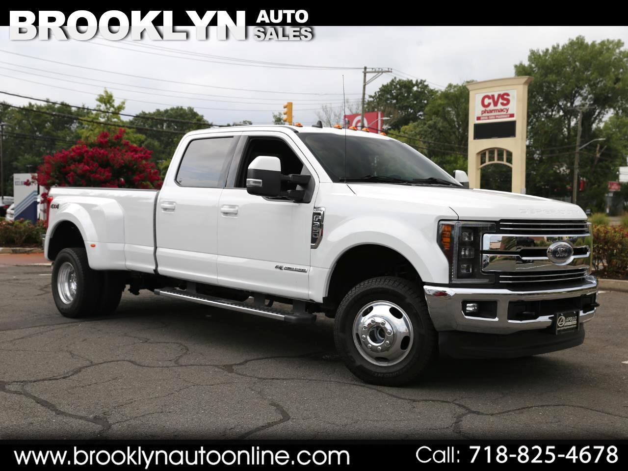 Ford F-350 SD Lariat Crew Cab Long Bed DRW 4WD 2019