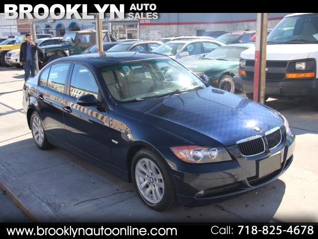 BMW 3-Series 328xi 2007