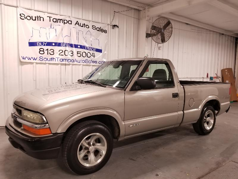 2003 Chevrolet S10 Pickup 2WD LS