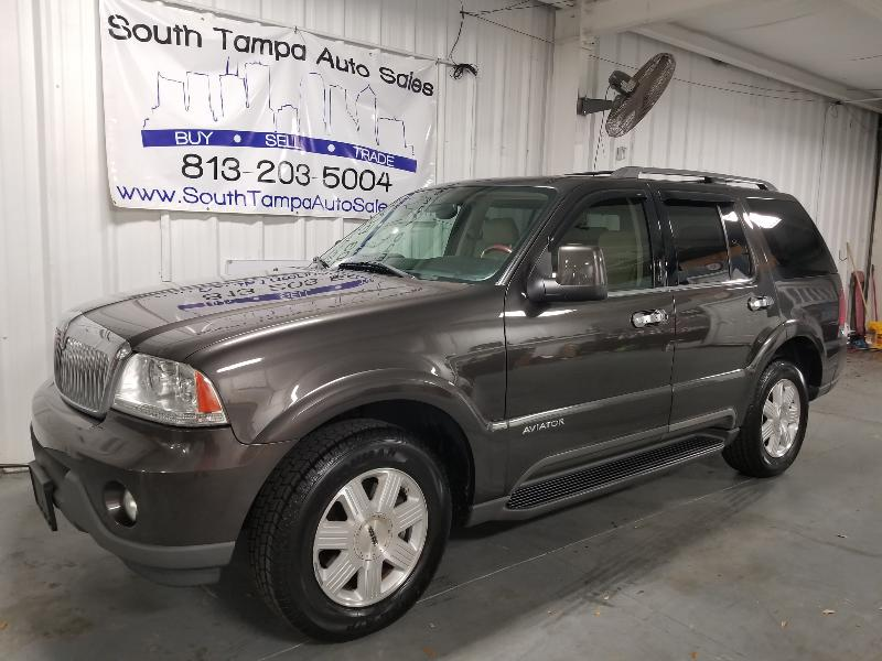2005 Lincoln Aviator 2WD Luxury