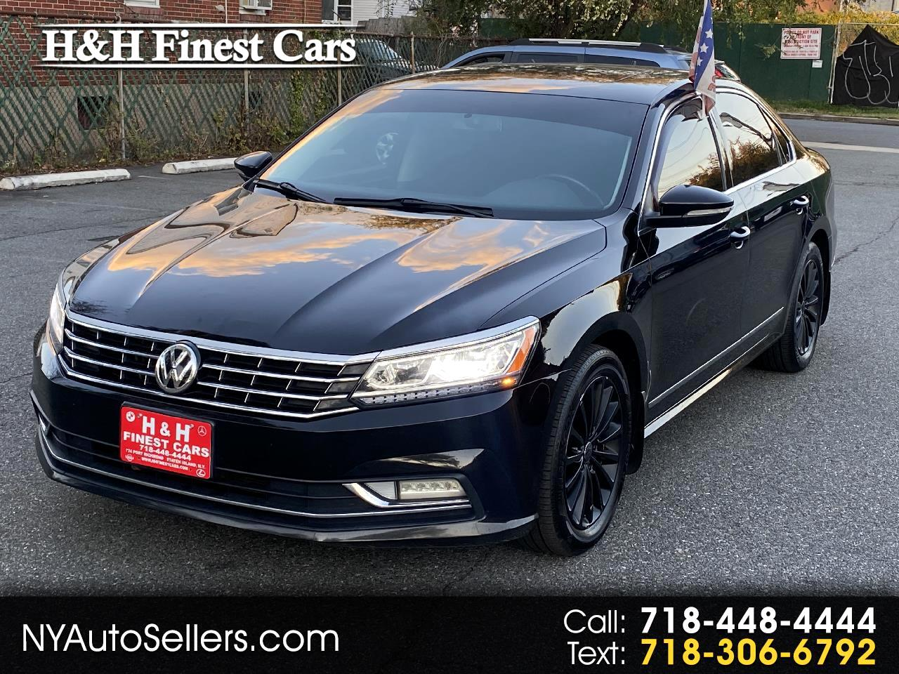 Volkswagen Passat 1.8T S AT 2016