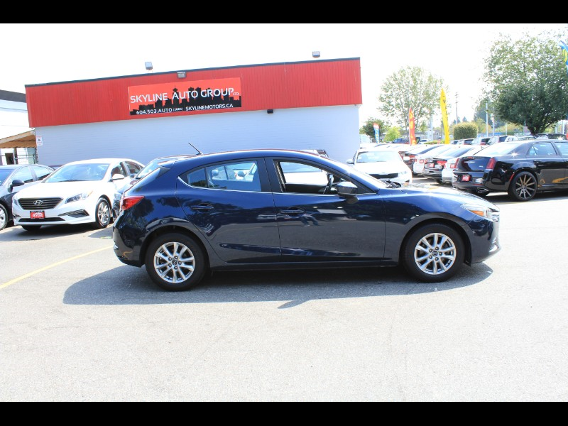 2017 Mazda MAZDA3 iSport AT|4Dr|BC Vehicle|Quick Loan Approval