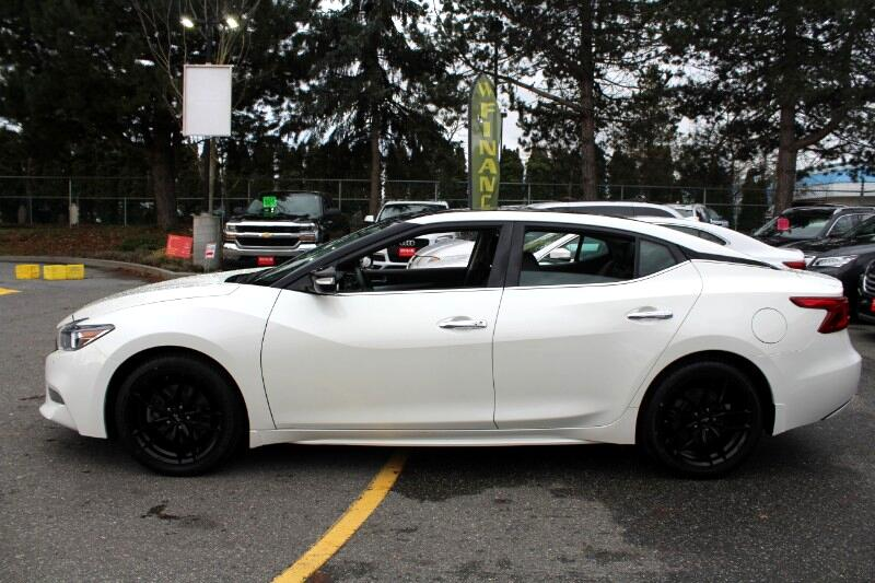 2017 Nissan Maxima 3.5S |Bluetooth |Leather | Fast Loan approval