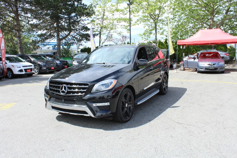 2015 Mercedes-Benz M-Class ML350 Blue TEC| Moonroof | No Accidents| Fast Loan