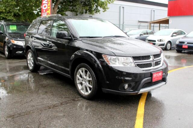 2018 Dodge Journey GT AWD| Sunroof| Leather| Back Up Cam| Bluetooth