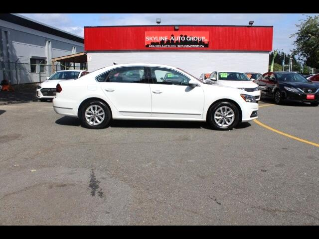 2017 Volkswagen Passat S6A|No Accident|Automatic|Power Options|Easy Loan