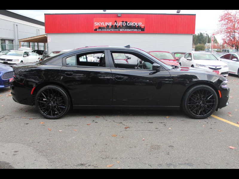 2017 Dodge Charger SXT|BC Vehicle|No Accident|Bluetooth|Heated Seat