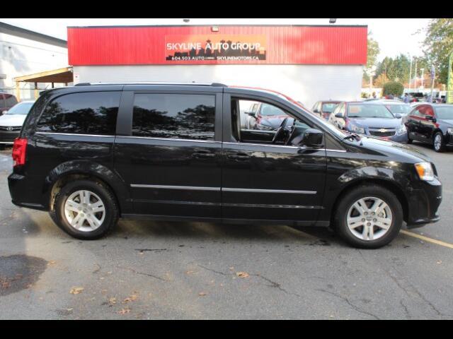 2014 Dodge Grand Caravan SE  Automatic Leather Seat  BC Vehicle  Easy Auto