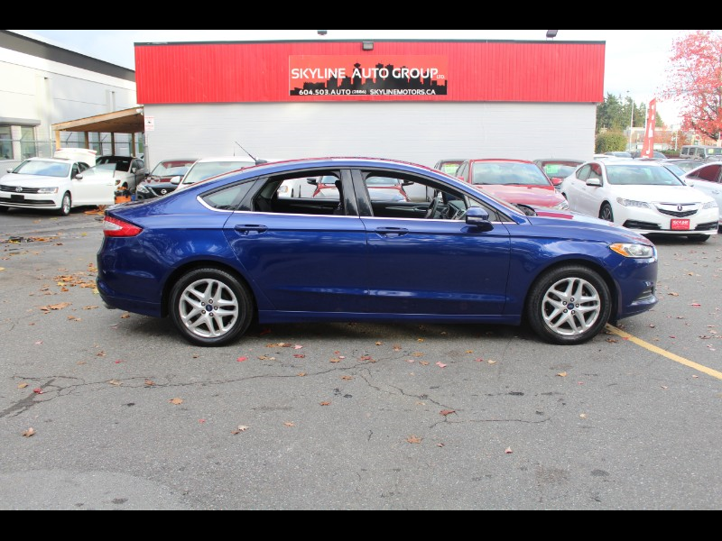 2014 Ford Fusion SE|Back Up Cam|Bluetooth|BC Vehicle|Easy Loan