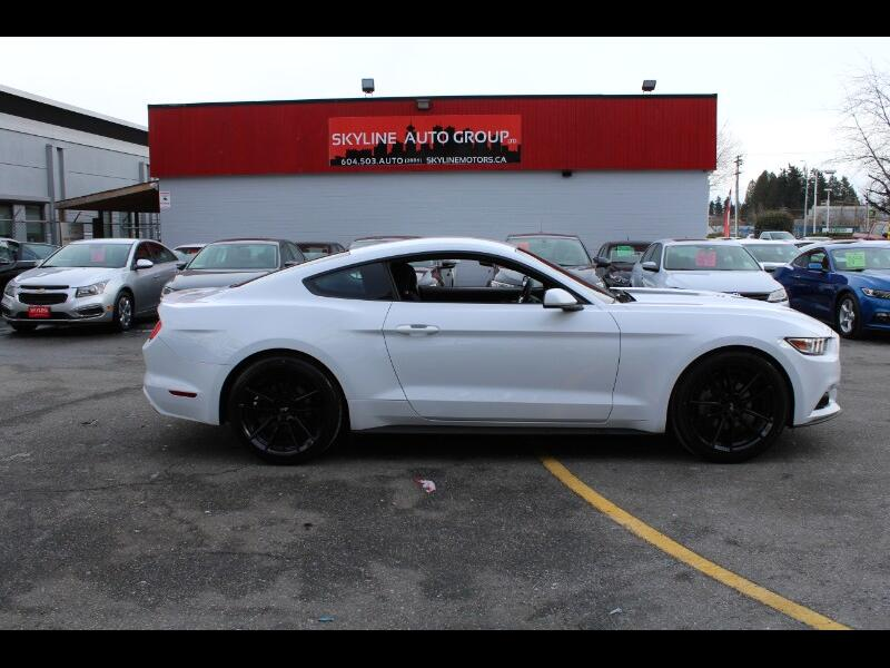 2016 Ford Mustang V6 Coupe|Leather|No Accident|Bluetooth