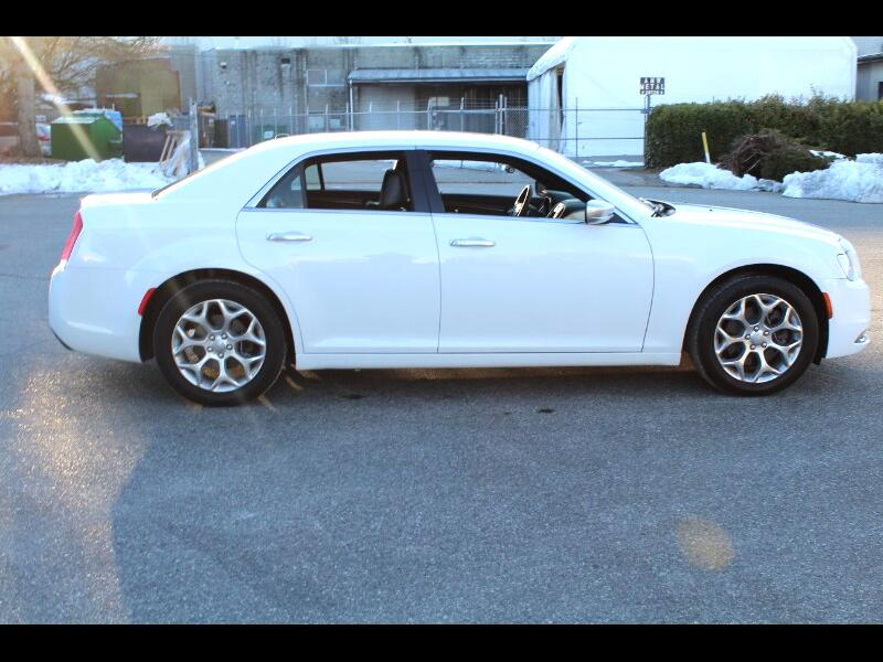 2017 Chrysler 300 C Platinum AWD   Sunroof   Backup Cam  Fast Loan