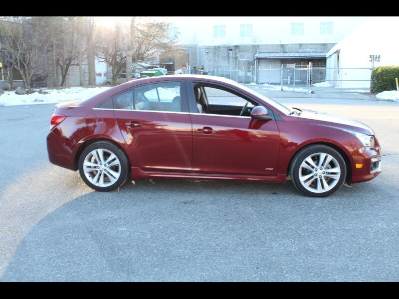 2015 Chevrolet Cruze 2LT Auto |BC Vehicle |Quick Loan