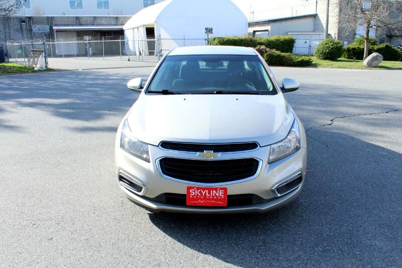 2015 Chevrolet Cruze 1LT Auto| Bluetooth |Back up camera | Fast Loan