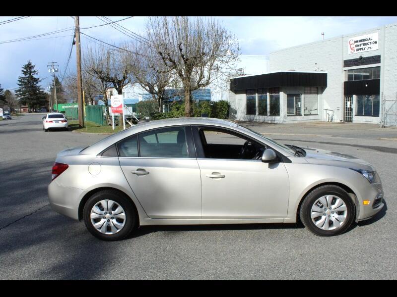 2015 Chevrolet Cruze 1LT Auto| Bluetooth |Back up camera | Fast Loan