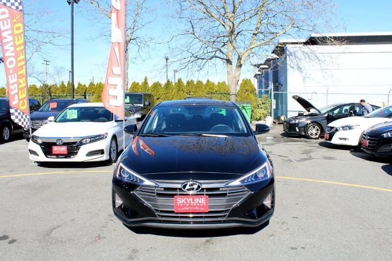 2019 Hyundai Elantra Limited  Backup Cam  BC Vehicle  No Accident Easy