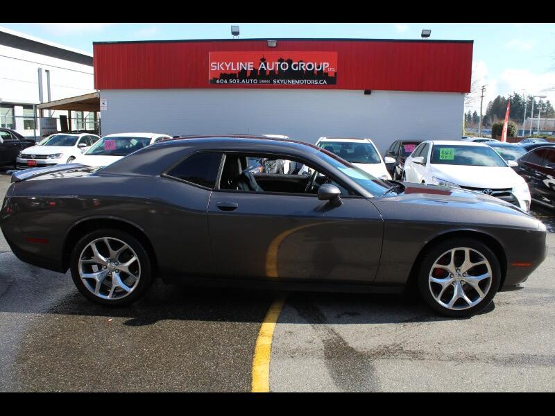 2015 Dodge Challenger SXT Plus| 2Dr| Coupe| BC Vehicle