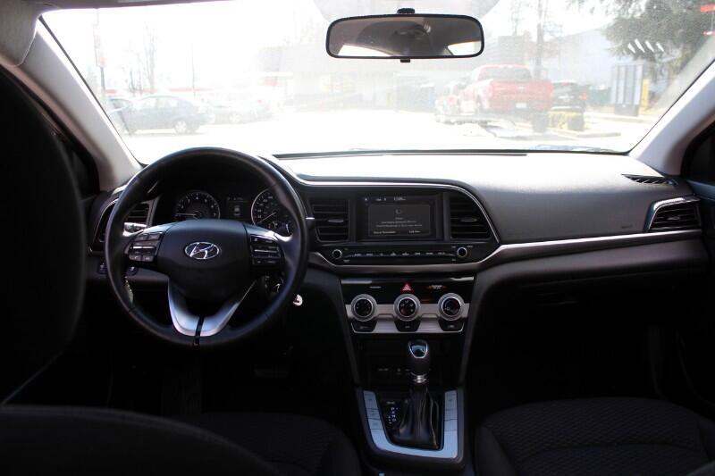 2019 Hyundai Elantra Limited |Bluetooth |No Accident |Easy Loan Approva