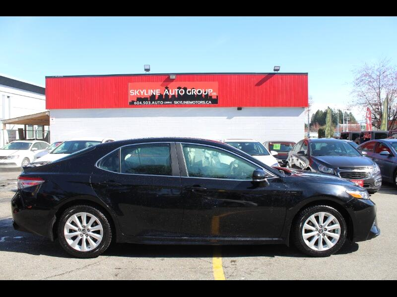2018 Toyota Camry LE|Bluetooth|Back Up Cam|Dual Zone AC|Alloy Wheel