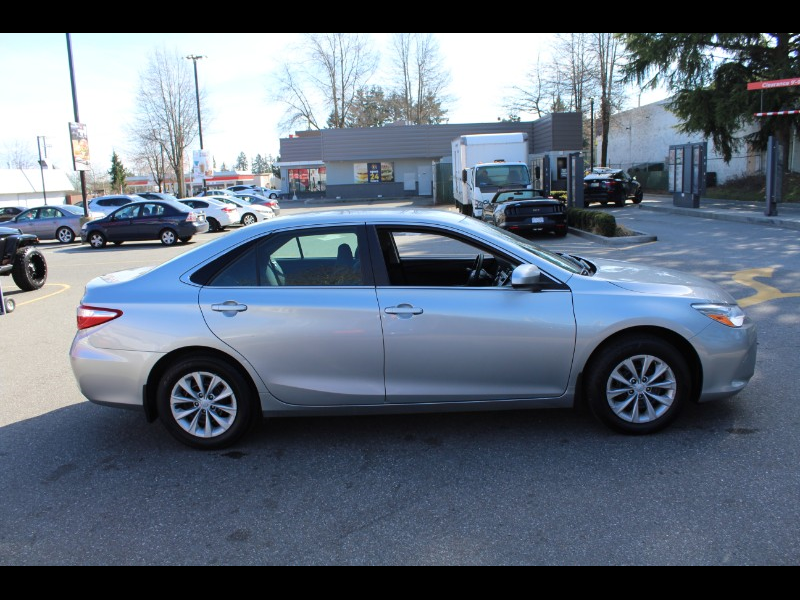 2017 Toyota Camry LE Back Up Camera|No Accidents |Easy Loans