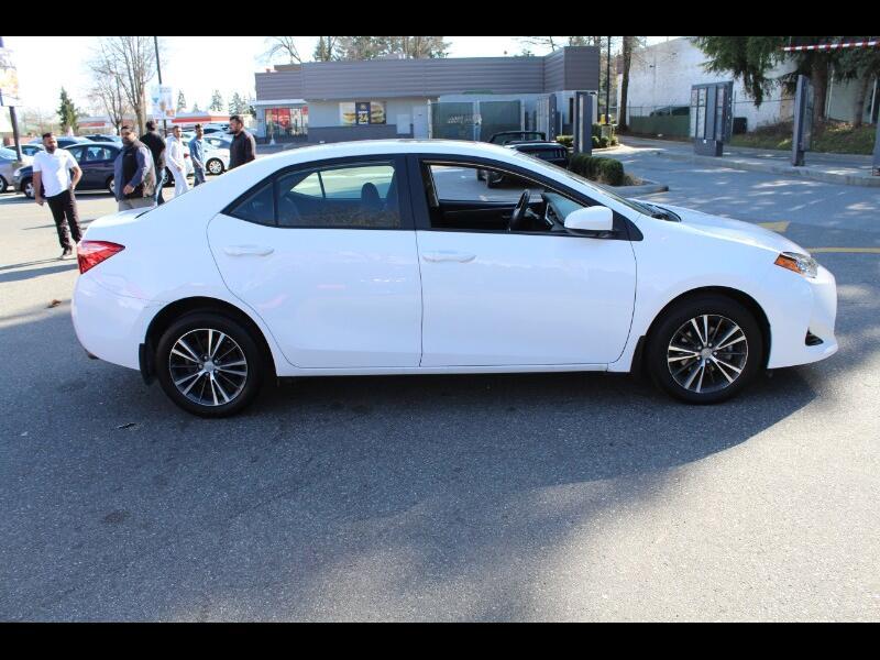 2017 Toyota Corolla LE CVT