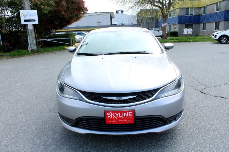 2015 Chrysler 200 LX| BC Vehicle| No Accidents