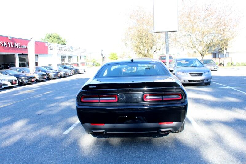 2018 Dodge Challenger SXT RWD  Fully Loaded  Leather Interior  BC Vehicl
